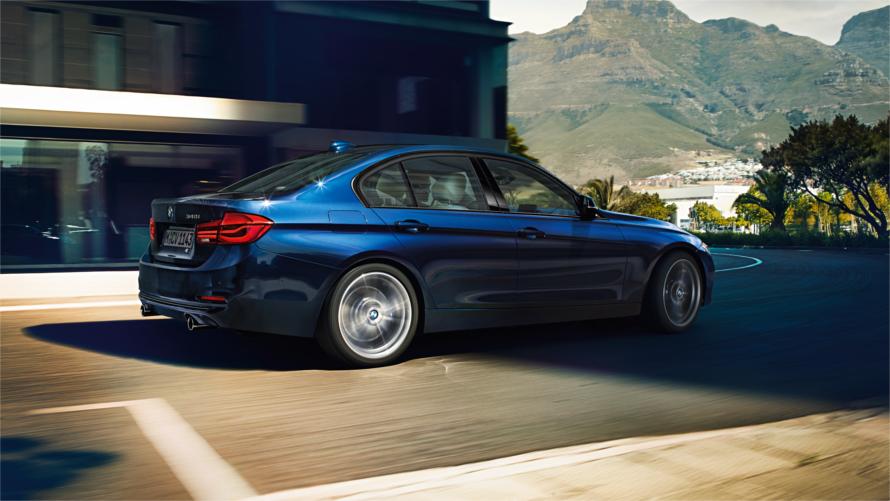 caracter sticas del serie 3 sed n bmw m xico BMW Serie 3 360 dise o sus inconfundibles elementos de dise o convierten al bmw serie 3